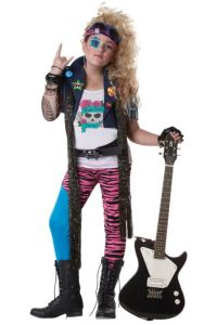5 Ready To Order Halloween Rockstar Costumes For Kids That Are