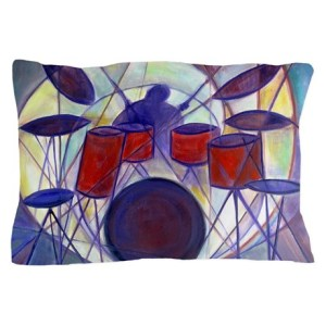 drummer_pillow_case